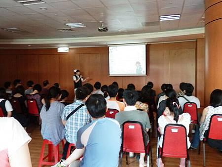 慈濟醫院台北分院五樓的媽媽教室.JPG