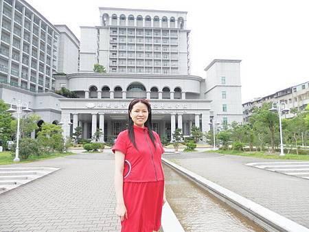 慈濟醫院台北分院外面的公園 (4).JPG