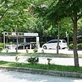 慈濟醫院台北分院地下停車場.JPG
