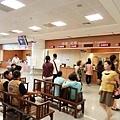 慈濟醫院台北分院掛號批價櫃台.JPG
