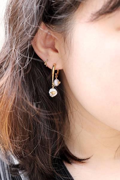 880fea8d56 精品】珍珠控的珍珠飾品之旅:Dior PERLES DE DÉSIR 耳環@ 摸摸是我 ...