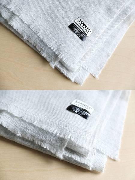 喀什米爾圍巾