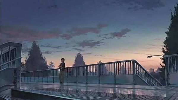 #2. 信濃町站前的行人天橋