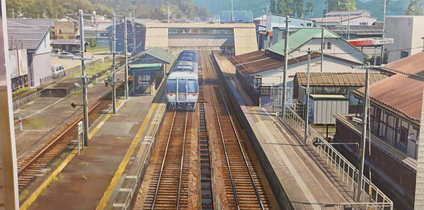 飛騨古川站(岐阜)