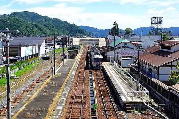 飛騨古川站(岐阜)1