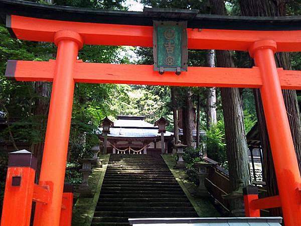 飛騨山王宮日枝神社(岐阜)1