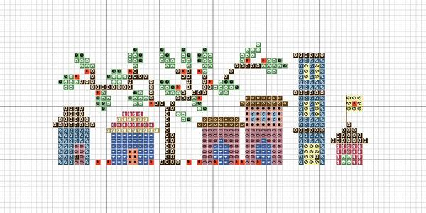 小房子與樹顏色與符號.JPG
