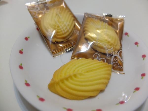 長葉子餅干