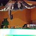 陣店之寶-三頭象