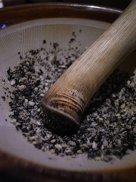 芝蔴-日式料理必備