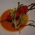 前菜-蕃茄梅漬