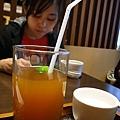 水果茶+蔓越莓奶酪