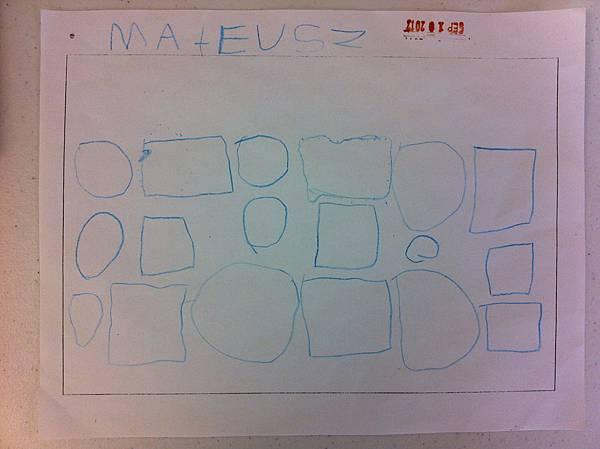 Mateusz-pattern story