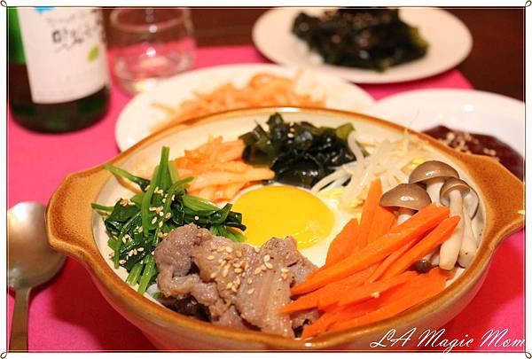 韓式拌飯A