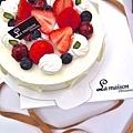 白乳酪莓果森林 NT 480 停產中