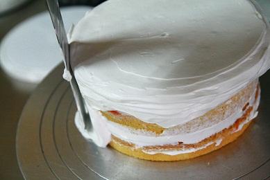 6吋草莓蛋糕