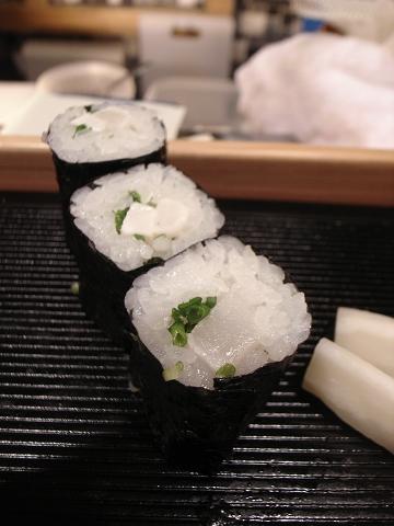 游壽司 海鱺細卷