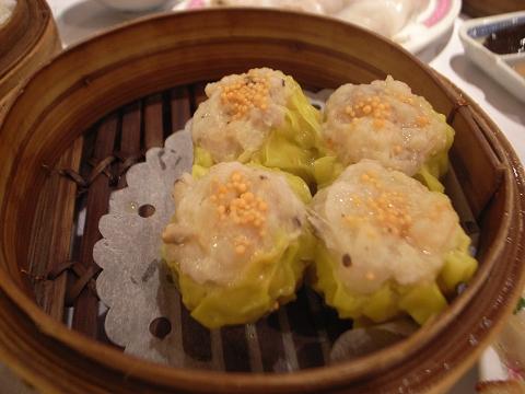 香港 北角鳳城酒家 蟹子燒賣皇