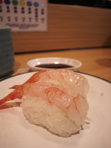 丸壽司(微風廣場B1) 甘蝦