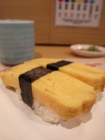 丸壽司(微風廣場B1) 玉子燒