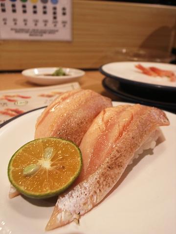 丸壽司(微風廣場B1) 炙燒鮭魚腹