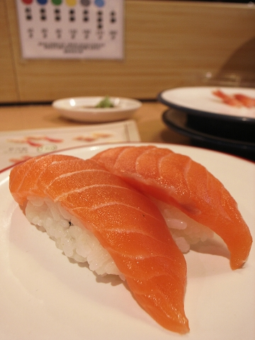 丸壽司(微風廣場B1) 鮭魚