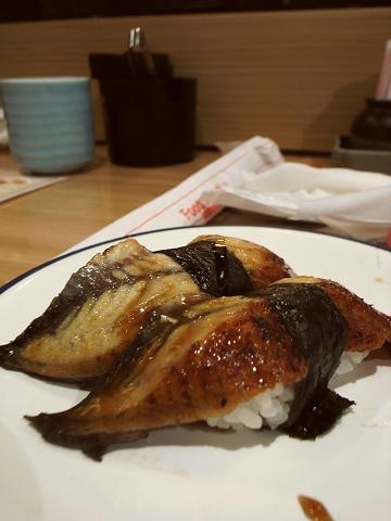 丸壽司(微風廣場B1) 蒲燒鰻