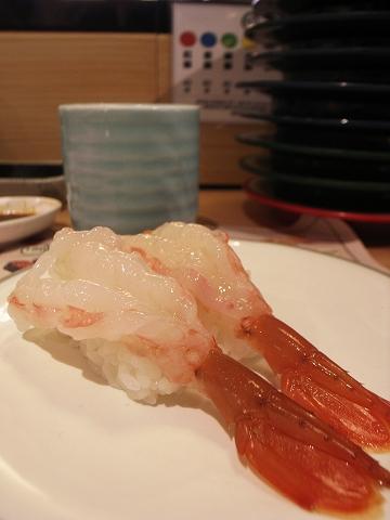 丸壽司(微風廣場B1) 牡丹蝦
