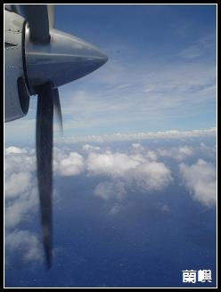 蘭嶼 小飛機