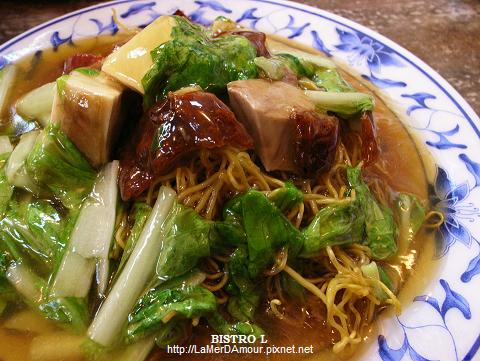 鳳城臘味 百合燒臘 三寶炒麵