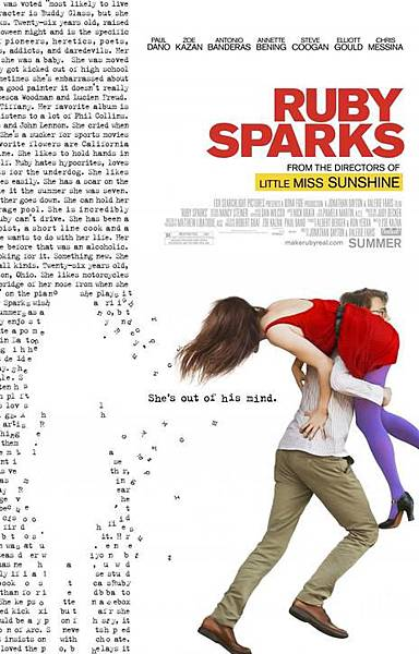 Ruby Spark poster from Box Office Mojo