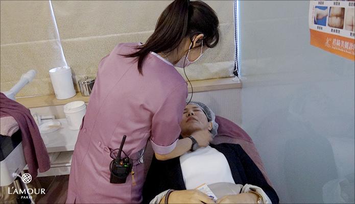 超音波拉皮 超音波拉皮 費用 超音波拉皮 價格 超音波拉皮 會不會痛 Ulthera™ 極線音波拉皮 極限音波拉皮 筋膜拉皮 lamour君綺診所 超音波拉皮15.jpg