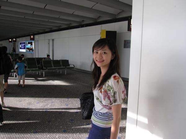 香港我來囉~~