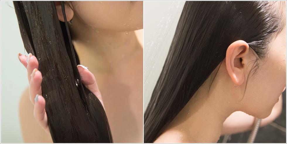 日本青春露護色洗髮精