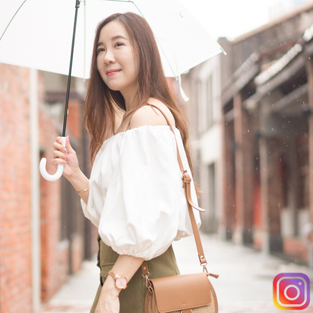 嵐嵐仔幸福小家庭Instagram