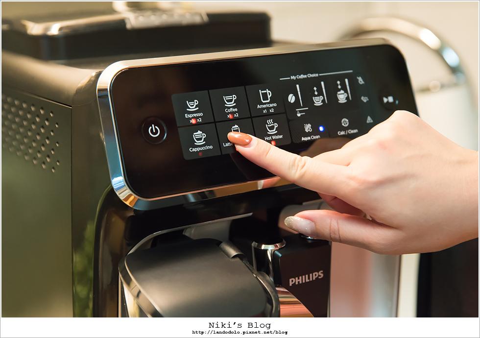 飛利浦全自動義式咖啡機Omnia EP3246