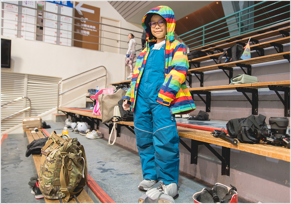 JAKO-O德國野酷 兒童雪衣