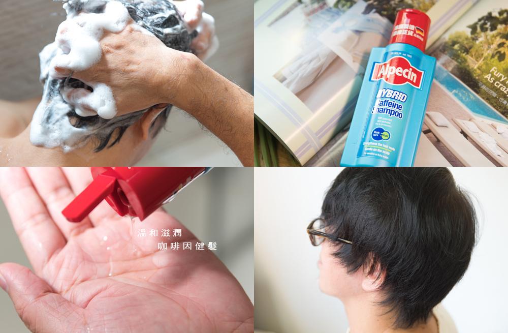 Alpecin雙動力咖啡因洗髮露