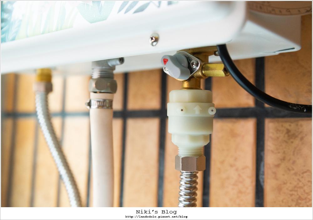 全家安熱水器