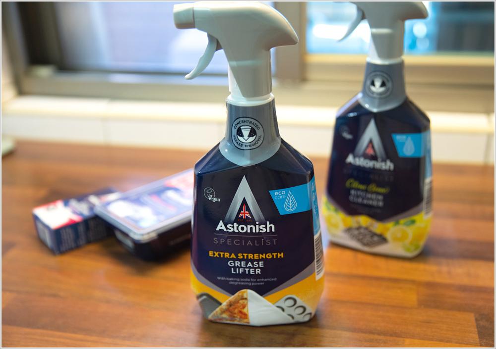 橫掃油汙除油清潔劑
