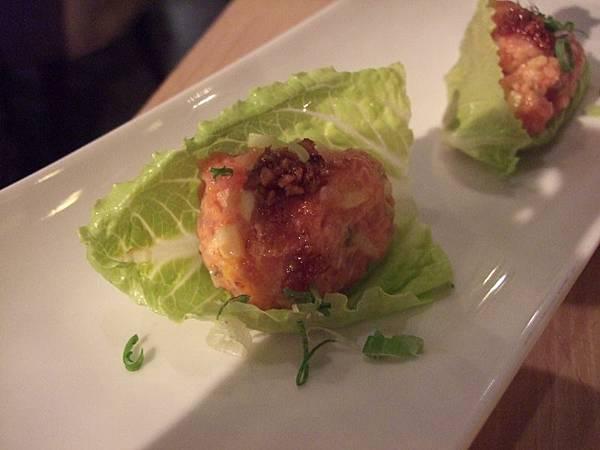 110527 Miso-鮪魚豆香蘋果沙拉