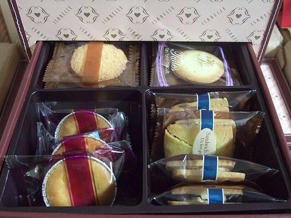 伊莎貝爾永恆-第二層餅乾