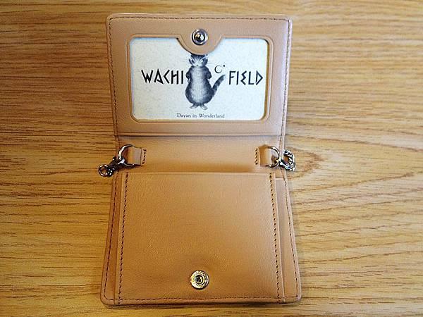 Wachifield瓦奇菲爾德麵包坊車票夾