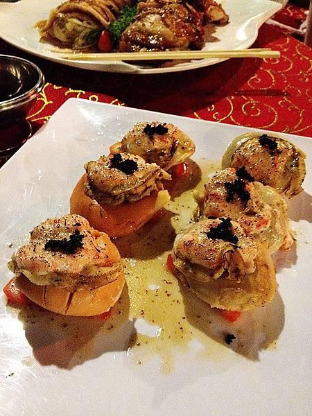 120513松屋洋風和食-焗烤貝類