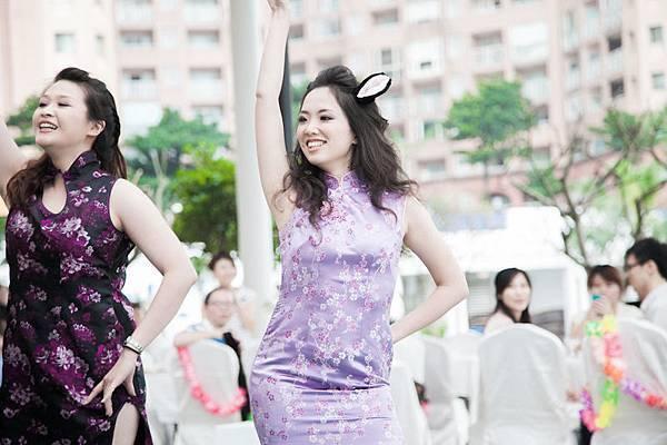 新娘&舞團演出