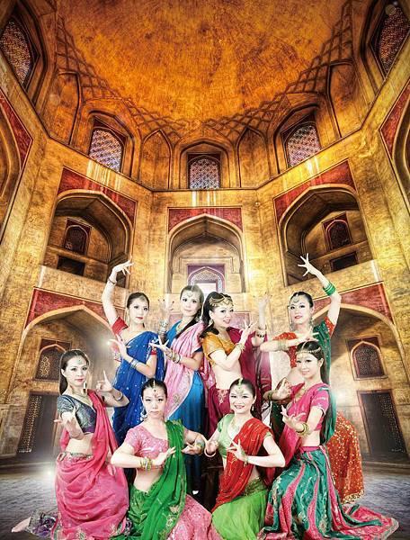 中東風組--印度宮殿