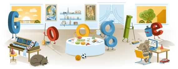 130101 Google首頁圖