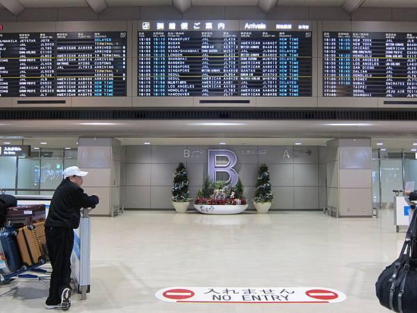 131122-2 成田機場