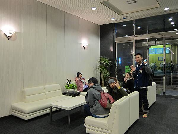 Hotel Vista Kamata Tokyo (4)