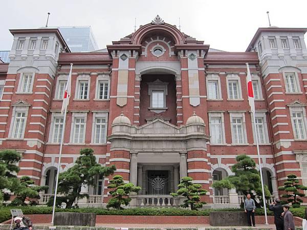 131125-1 東京車站 (2)